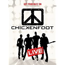 Chickenfoot: Get Your Buzz On - Live [Blu-ray]