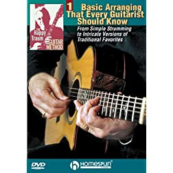 Guitar Method: Basic Arranging Techniques That 1