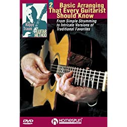 Guitar Method: Basic Arranging Techniques That 2