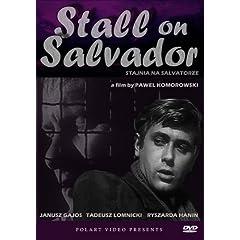 Stall on Salvador (Sub B&W)