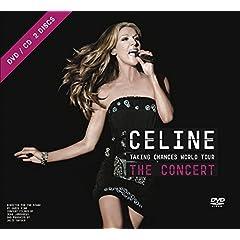 Taking Chances World Tour: The Concert (DVD/CD)