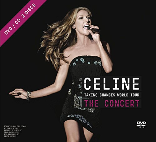 Taking Chances World Tour: The Concert (DVD/CD)