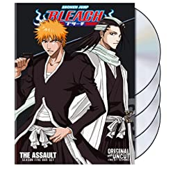 Bleach Uncut Box Set: Season  5 - The Assault