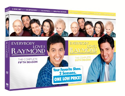 Everybody Loves Raymond: Seasons 5&6 (10pc) (Ws)