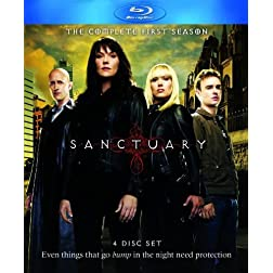 Sanctuary - The Complete First Season [Blu-ray]