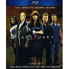 Sanctuary: The Complete Second Season [Blu-ray]