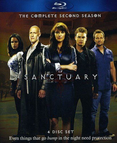 Sanctuary: The Complete Second Season [Blu-ray]