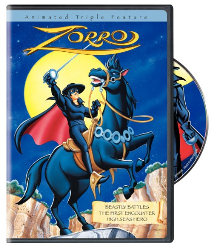 Zorro: First Encounter & Beastly Battles & High