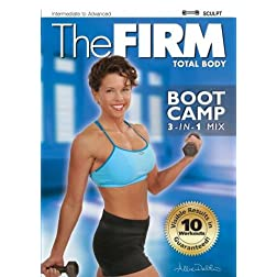 The Firm: Bootcamp 3 in 1 Mix