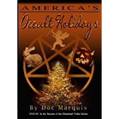 America's Occult Holidays - DVD - 2 1/2 Hours