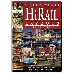 World Class Hi-Rail Layouts, Part 1