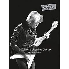 Michael Schenker Group - Rockpalast: Hardrock Legends Vol. 2