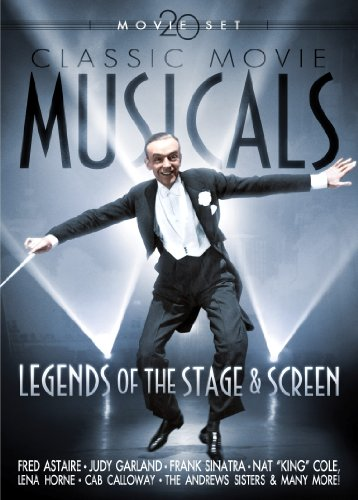 Classic Movie Musicals: Legends of Stage and Screen (20 Movies)