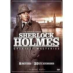 Sherlock Holmes: Great Mysteries