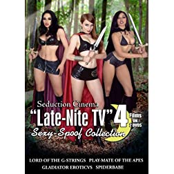 Seduction Cinema &quot;Late-Nite Tv&quot; Sexy-Spoof Collection