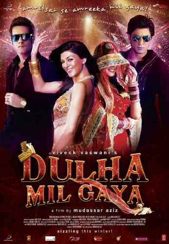 Dulha Mil Gaya (New Hindi Film / Bollywood Movie / Indian Cinema DVD)