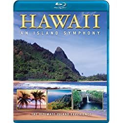 Hawaii: An Island Symphony (Ws Dol) [Blu-ray]