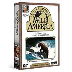 Marty Stouffers Wild America (Seasons 1-4)