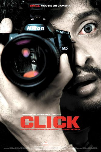 Click (New Horror Hindi Film / Bollywood Movie / Indian Cnema DVD)i