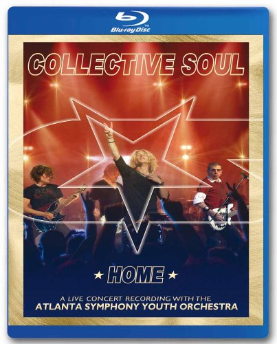 Collective Soul: Home [Blu-ray]