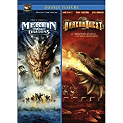 Dragonquest & Merlin & The War of the Dragons