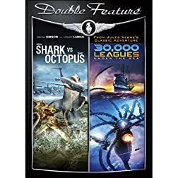 Mega Shark Vs Giant Octopus & 30,000 Leagues Under