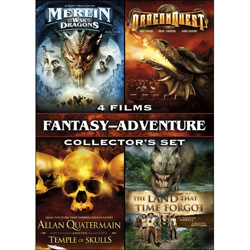 Fantasy & Adventure Collector's Set 2