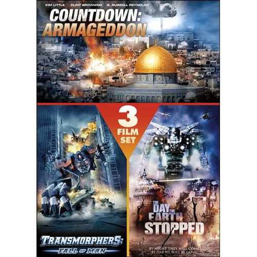 Countdown: Armageddon-Transmorphers- The day the Earth Stopped