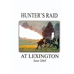 Hunter's Raid at Lexington