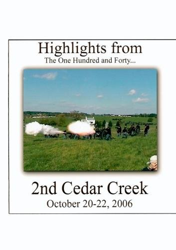 Highlights from Second Cedar Creek