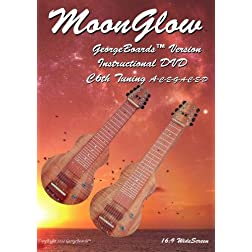 MoonGlow - GeorgeBoards(tm) Version C6th Tuning A-C-E-G-A-C-E-D