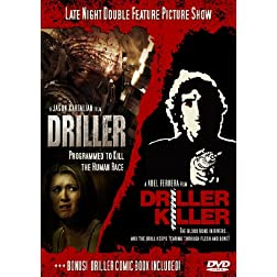 Driller / Driller Killer - Double Feature
