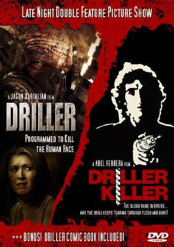 Driller / Driller Killer - Double Feature