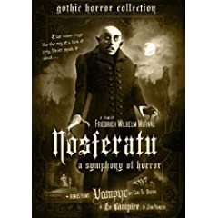 Nosferatu (plus Vampyr & Le Vampire - Gothic Horror Collection Volume I)