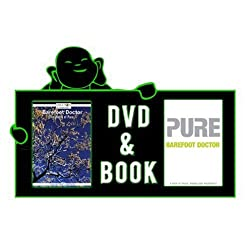 The BAREFOOT DOCTOR PURE DVD & BOOK COLLECTION