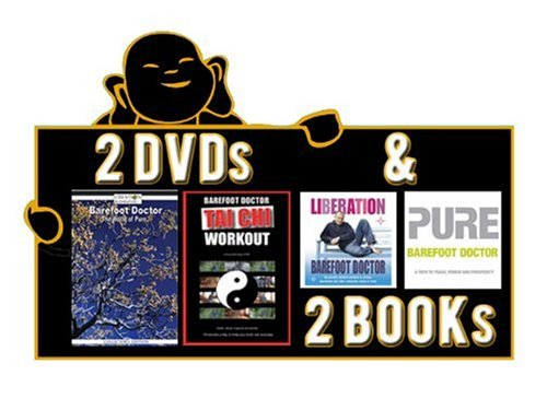 The ULTIMATE BAREFOOT DOCTOR DVD & BOOK COLLECTION