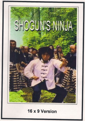 Shogun's Ninja 16x9 Widescreen TV.