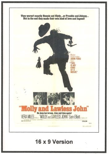 Molly and Lawless John 16x9 Widescreen TV.