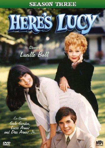 Here's Lucy: Season Three (4pc)