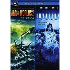 War of Worlds 2: Next & Invasion of Pod People
