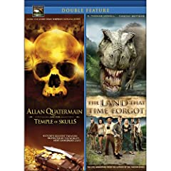 Allan Quatermain & Temple of Skulls & Land Time