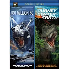Journey to the Center of Earth & 100 Million B.C.