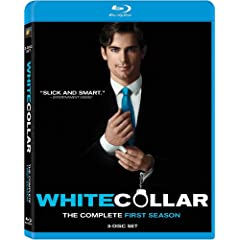 White Collar: The Complete First Season [Blu-ray]