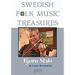 Swedish Folk Music Treasures: Bjrn Stbi