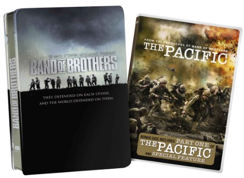 Band of Brothers with The Pacific Part One