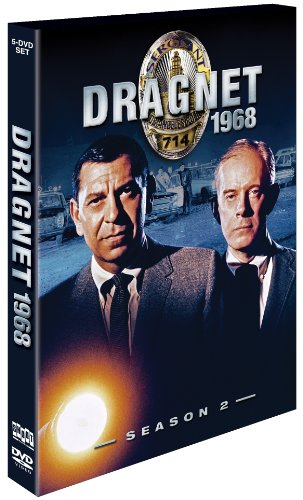 Dragnet 1968: Season Two