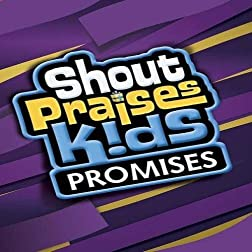 Shout Praises Kids Promises Consumer DVD