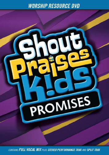 Shout Praises Kids Promises Worship Resource DVD