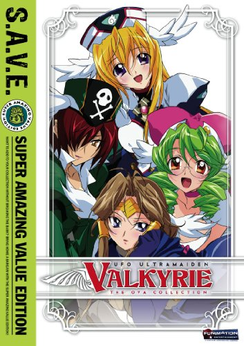 UFO Ultramaiden Valkyrie: Seasons 3 & 4 Box Set S.A.V.E.