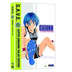 Suzuka: The Complete Series S.A.V.E.